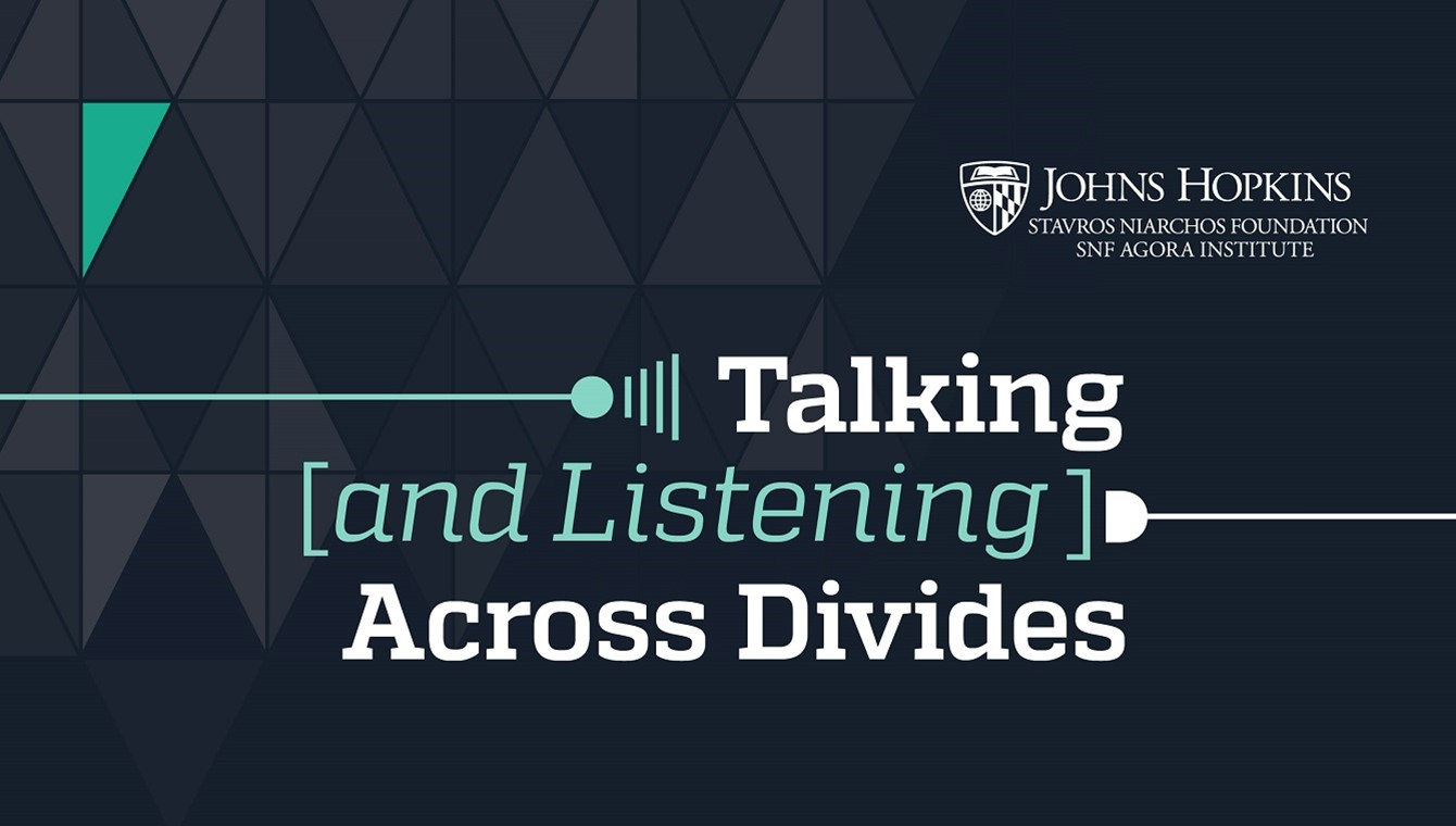 Talking (and Listening) Across Divides
