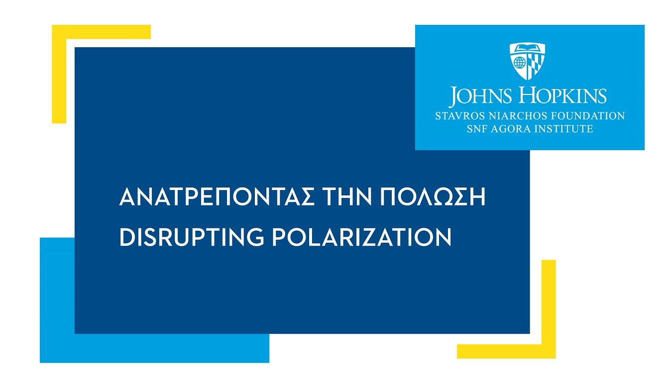 Disrupting Polarization